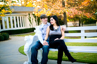 Ericka & Andrew Engagements 11.10.13