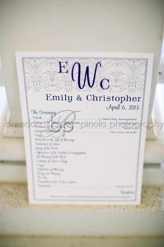 Emily & Chris